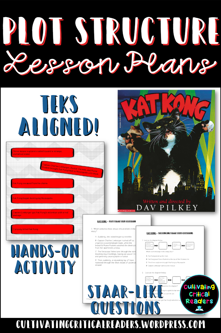Plot Structure Lesson Plans