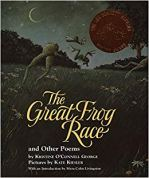 The Great Frog Race and Other Poems by Kristine O'Connell George