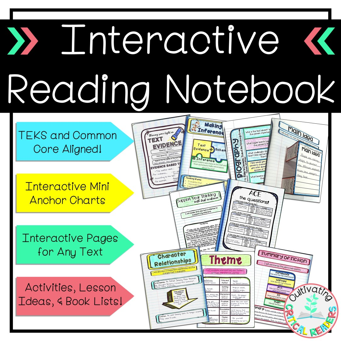 Interactive Reading Notebook 2.21.19
