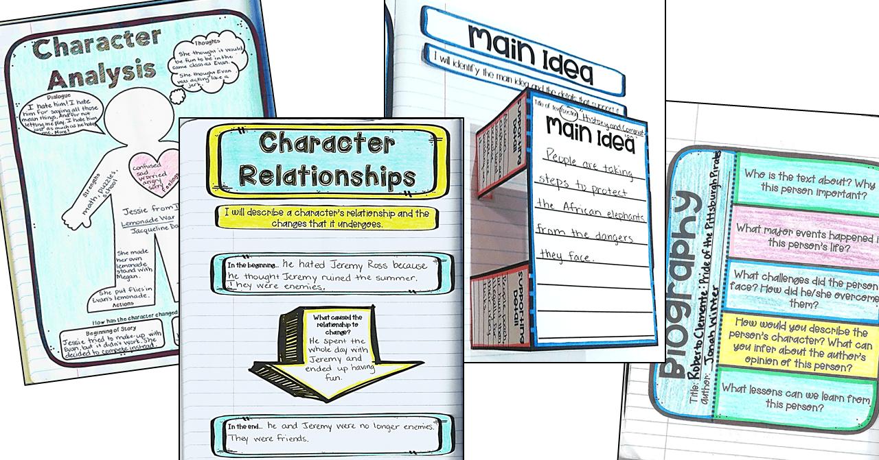 example graphic organizers-min