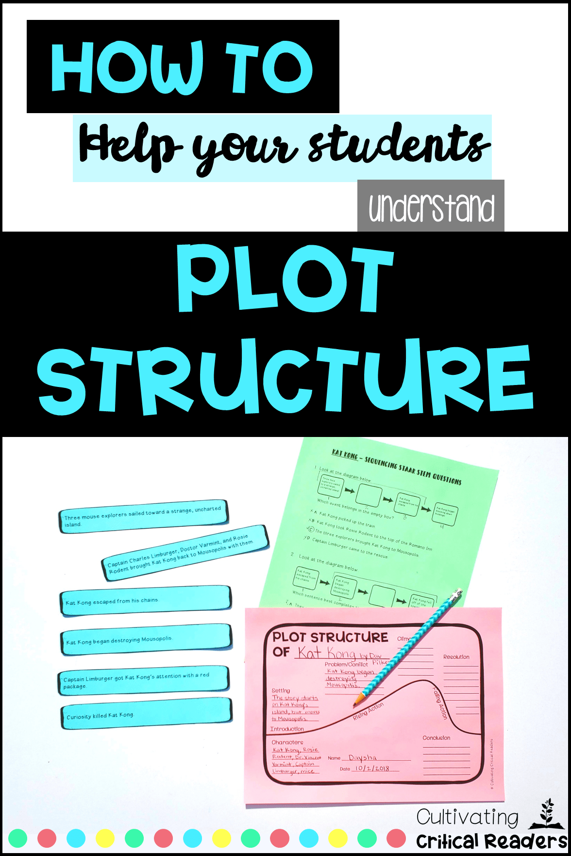 How to help your students understand plot structure blog post-min